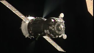 Download Soyuz Docked to Space Station Video