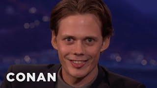 "Download Bill Skarsgård's Demonic ""IT″ Smile - CONAN on TBS Video"