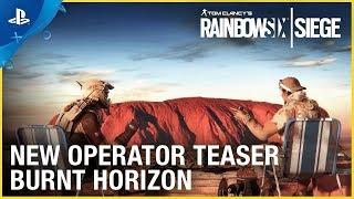Download Rainbow Six Siege: Operation Burnt Horizon - New Operator Teaser   PS4 Video
