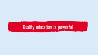 Download Quality Education for the World We Want Video