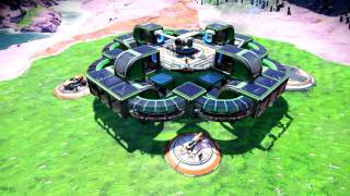 Download No Man's Sky - Base Building: The LillyPad Video