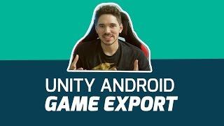 Download Unity Android Tutorial - Game Export - Deutsch/German Video