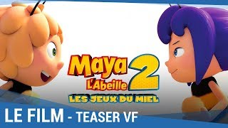 Download MAYA L'ABEILLE 2 - Le film -Teaser (VF) [au cinéma le 18 juillet 2018] Video
