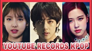 Download KPOP Groups Records on YOUTUBE (JULY 2018) Video