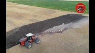 Download Plowing Wheat Fields in North Dakota Video
