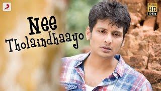 Download Kavalai Vendam - Nee Tholaindhaayo Tamil Lyric Video | Jiiva | Leon James Video
