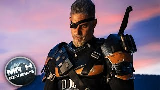 Download DEATHSTROKE First Official Look Video