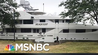 Download Betsy DeVos' Mega Yacht Gets Vandalized | All In | MSNBC Video