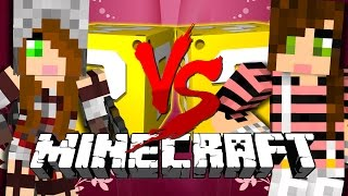Download Minecraft | GERTRUDE VS BEATRICE LUCKY BLOCK CHALLENGE | HOLY HAND GRENADES Video