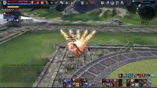 Download Tera - PvP Duels : Gunner Vs Brawler / Zerk / Archer Video