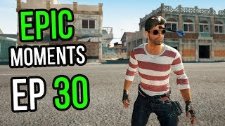 Download PUBG: Epic & Lucky Moments Ep. 30 Video