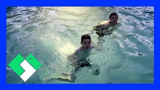 Download IS THE SWIMMING POOL TOO COLD? (Day 1820) Video
