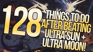 Download 128 Things To Do Post-Story in Pokemon Ultra Sun and Ultra Moon | Austin John Plays Video