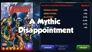 Download [Marvel Future Fight] A Mythic Disappointment Video