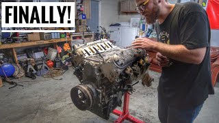 Download Budget LS Swap Miata Pt.1 | Tearing the engine apart! Video