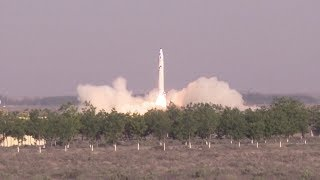 Download OneSpace OS-X0 launch - China's first private rocket (OS-X 重庆两江之星) Video