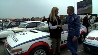 Download Incredible Group 1 Touring car legends racing at 72MM Video
