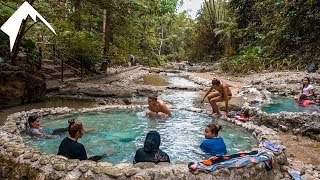 Download NATURAL HOT SPRING IN CEBU PHILIPPINES Video