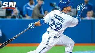 Download Devon Travis Discusses Being Pushed By Fellow Blue Jays Players   Quick Clips Video
