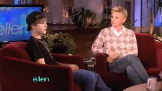Download Justin Bieber on Ellen Teach Me How to Dougie Video