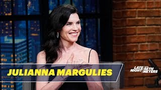 Download George Clooney Saved Julianna Margulies' Career Video