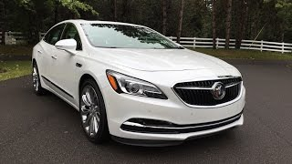 Download 2017 Buick Lacrosse – Redline: First Drive Video