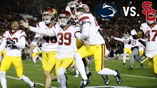 Download USC's Dramatic Rose Bowl Win vs. Penn State || A Game to Remember Video