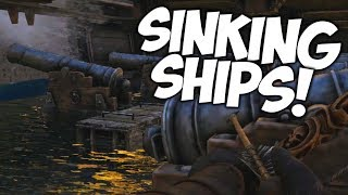 Download ATLAS: ANGRY NOOB LOSES IT AFTER WE SANK HIS SHIPS! Video