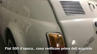 Download Fiat 500F epoca info acquisto Video
