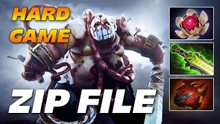 Download ZIP FILE PUDGE Long Hard Game | Genius Hooks | Dota 2 Pro Gameplay Video