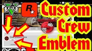 HOW TO PUT CREW EMBLEM ON VEST XBOX 360/PS3 1 27 Free