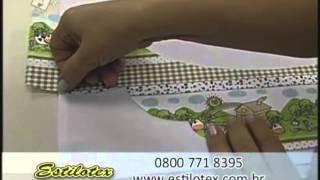 Download Ateliê na Tv - Estilotex - Régua Brinco de Princesa Video