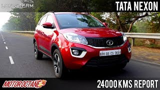 Download Tata Nexon 24,000km Report | Hindi | MotorOctane Video