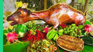 Download EXTREME MEAT Dining Deep in Vietnam's Ninh Binh Province! Video