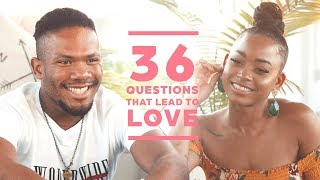 Download Can 2 Strangers Fall in Love with 36 Questions? Azariah + Nikki Video