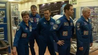 Download Launch Preparations Continue for Expedition 50-51 Crew in Kazakhstan Video
