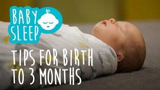 Download Baby sleep: Tips for newborns Video