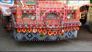 Download Driver, Truck Art Pakistan Video