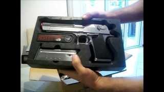 Download Airsoft Brasil unboxing 3 desert eagle.50 tokyo marui Video