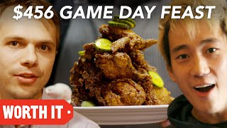 Download $10 Game Day Food Vs. $456 Game Day Food • Super Bowl 2018 Video