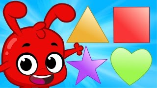 Download Learn Shapes With Morphle! Education Videos For Kids Video