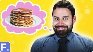 Download Irish People Try American Breakfasts Video