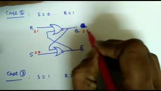 Download Digital Circuits Lecture-50: LATCHES (SR and D-Latch) Video