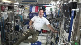 Download Thomas Pesquet answered questions for SpaceUp Toulouse from ISS Video