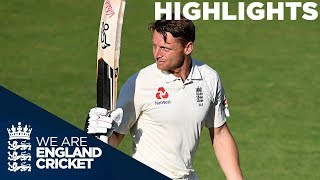 Download India On Top as Buttler Hits Maiden Test Ton | England v India 3rd Test Day 4 2018 - Highlights Video