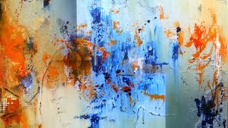 Download confusion, abstract painting Video