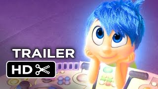 Download Inside Out Official Trailer #2 (2015) - Disney Pixar Movie HD Video