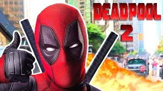 Download DEADPOOL 2 IN REAL LIFE!! Video