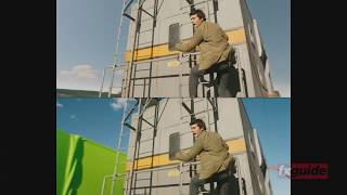Download Maze Runner: The Death Cure VFX Breakdown by Weta Digital Video