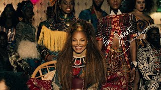 Download Janet Jackson x Daddy Yankee - Made For Now Video